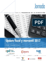 Update Fiscal y Mercantil 2017
