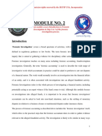 Forensics Training Masterclass Module - 2