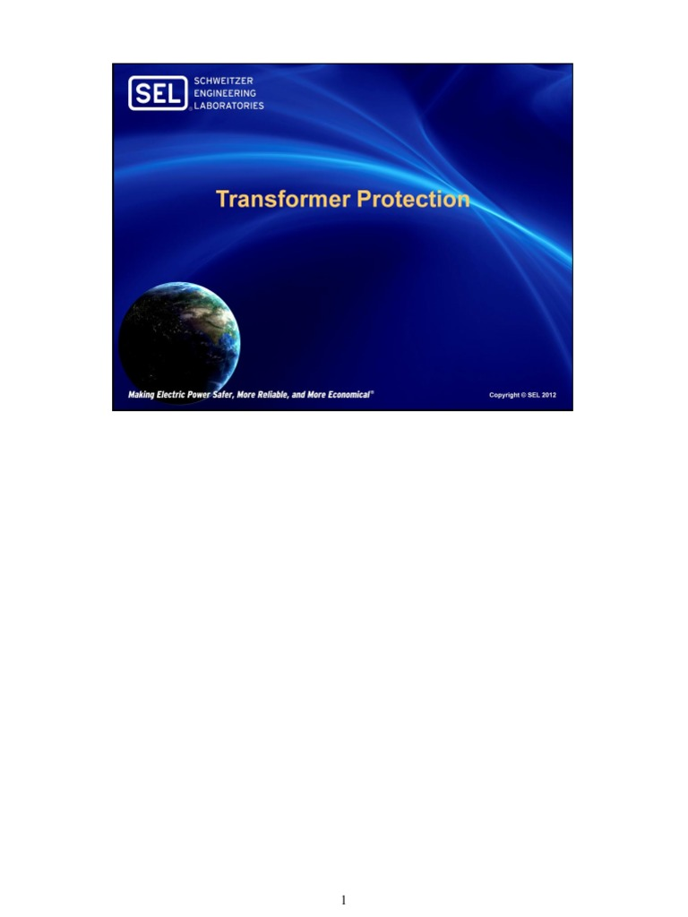 Transient Overvoltages On Ungrounded Systems From