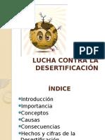 LUCHA CONTRA LA DESERTIFICACIÓN.pptx