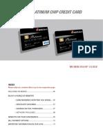 ICICI Bank Platinum Chip Credit Card Membership Guide