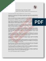 Resumen Comité Autonónico