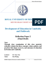 Reflection Paper 2_Sou Phang (Final Draft)