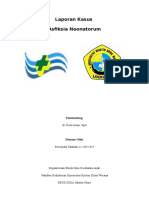 Case Besar Asfiksia Neonatorum - Reveinska Talahatu