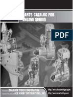 TT Engine All Parts List