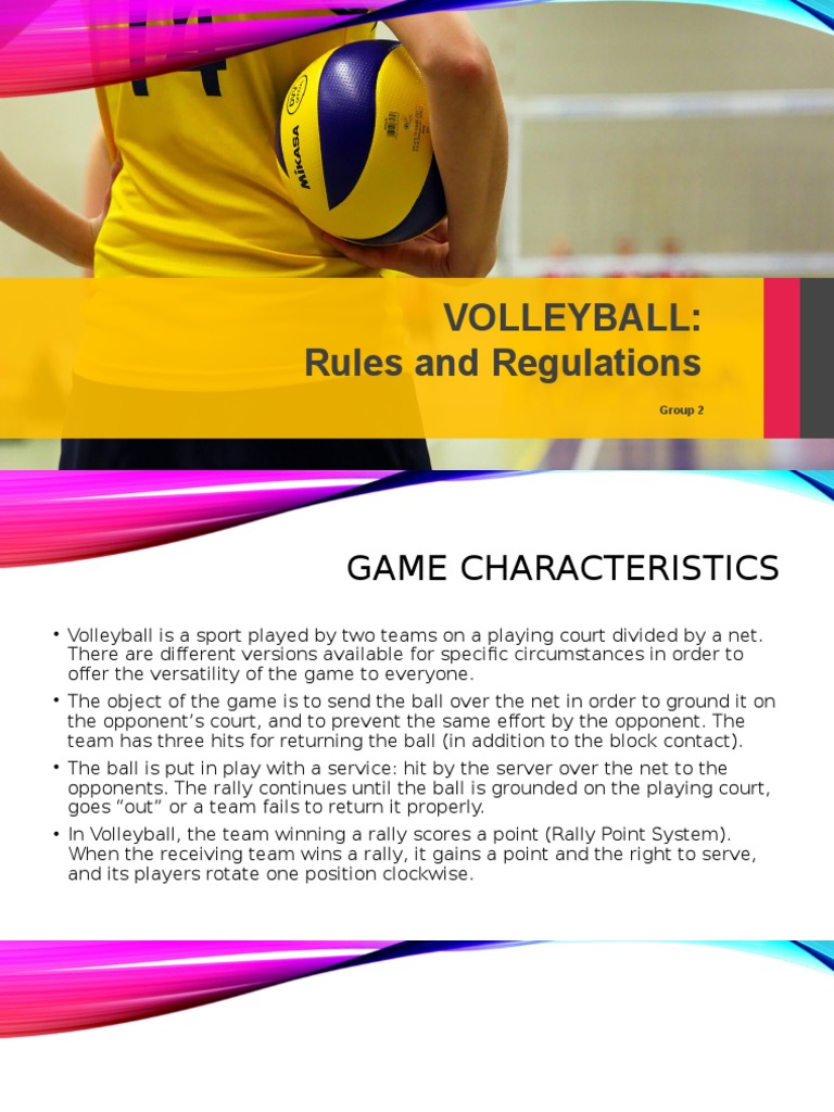 Volleyball Rules Volleyball Sports Rules And Regulations