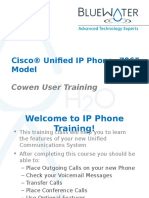 Getting to Know Your Cisco Phone