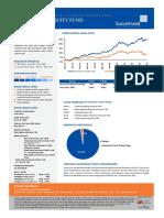 Factsheet Sucorinvest Equity Fund