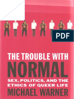 The Trouble with Normal - Michael Warner.pdf