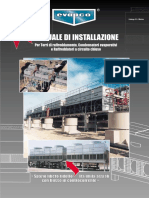 manuale installazione