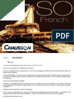 MANUEL Chausson 2015 Fran Ais