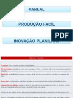 Manual Produção 2.6