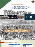 Batalla de Yaguachi Completo
