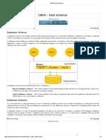 DBMS Data Schemas
