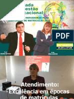 Atendimento Ao Cliente IX Jornada ACerplan 2016 Encaminhar