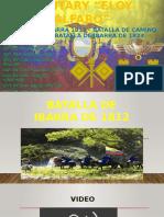 Batalla de Ibarra-camino Real
