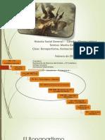 Bonapartismo, Restauración y Orden Económico Burgues 2017