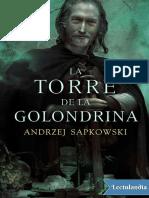 La Torre de La Golondrina - Andrzej Sapkowski