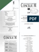 Concilium - De La Mision Mundial Al Testimonio Interreligioso