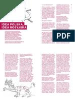 Idea Polska, Idea Rosyjska
