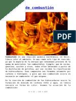 mpdf-Combustión