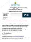 Vendor Applications EXPO 2