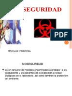 Bioseguridad de Mariluz
