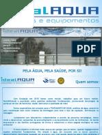 Apresentação Idealaqua- Equipamentos e soluções, LDA