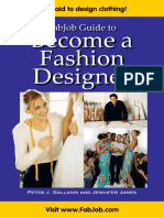Guide to Become a FashionDesigner