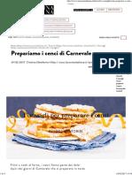 Come preparare i Cenci di Carnevale_ la ricetta.pdf
