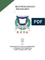 Laporan Bahasa Indo