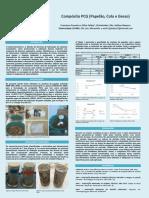 Compósito PCG (Papelão, Cola e Gesso) - Poster - III CIT 21-10-15