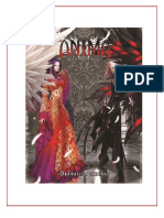 Anima Beyond Fantasy Dramatis Personae English Translation