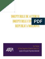 Drepturile de Autor Și Conexe-Lilia Vermeiuc