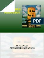 manajemen keuangan lengkap