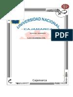 Centros Historicos de Cajamarca