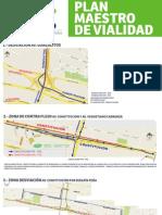 Plan Maestro de Vialidad HQ