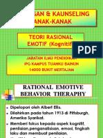 Kuliah 11 Teori REBT