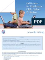 ITU Guidelines for Children on Child Online Protection