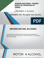 Motor a Alcohol