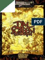 DM Screen Companion