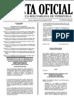 Gaceta Oficial Ley IGTF