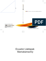 Constitución del Ecuador -  Versión Kichwa