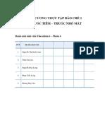 Đề cương Thuốc tiêm, Thuốc nhỏ mắt - Nhóm 4, Tiểu nhóm 6, D2013