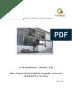 Plan Maestro Profen Escuela Normal de Naucalpan 2016-2018pdf
