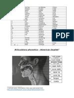 fonética articulatória