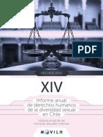 XIV Informe de DDHH 2015