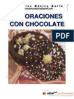 04. Decoraciones Con Chocolate