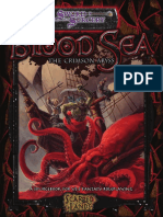 D&D Blood Sea - The Crimson Abyss