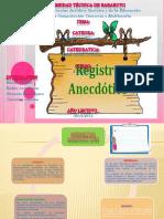 registro academico